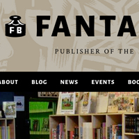 Fantagraphics website
