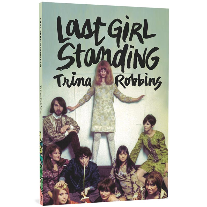 Last Girl Standing book cover