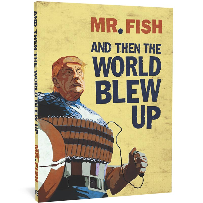 And Then the World Blew Up book cover