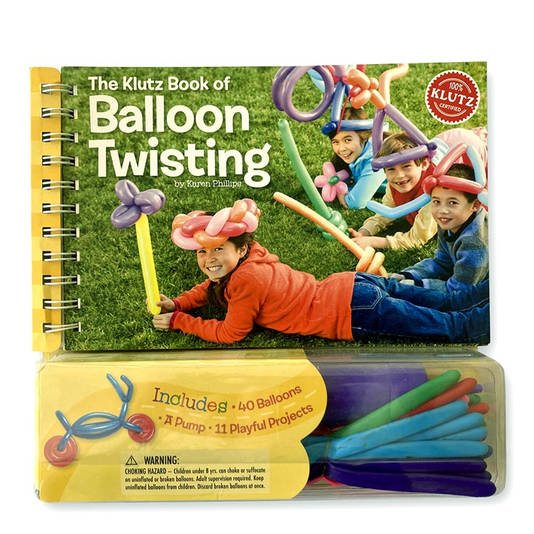 Balloon Twisting cover