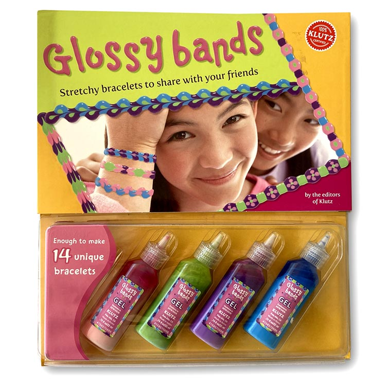 Glossy Bands cover