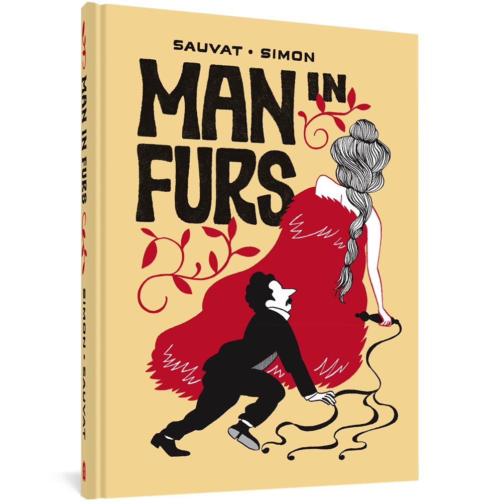 Man in Furs cover
