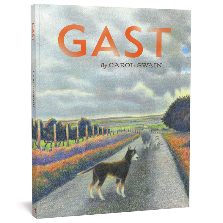 Gast cover