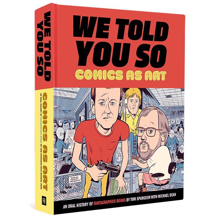 We Told You So book cover